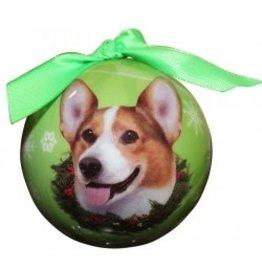 E&S Pets E&S Pets Christmas Ornament Welsh Corgi