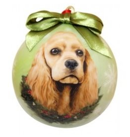 E&S Pets E&S Pets Christmas Ornament Cocker Spaniel
