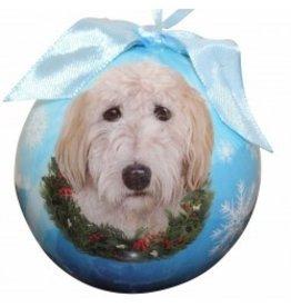 E&S Pets Christmas Ornament Goldendoodle