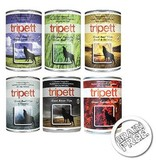 Tripett Tripett Canned Dog Food Venison Green Tripe 13 oz single
