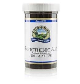 Nature's Sunshine Nature's Sunshine Supplements Pantothenic Acid 100 capsules