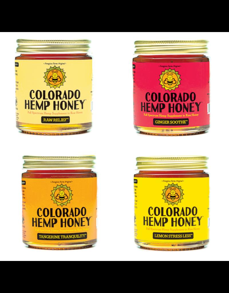 Colorado Hemp Honey Colorado Hemp Honey Lemon Stress Less 6 oz Jar Single