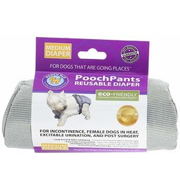Poochpad PoochPants Diaper Medium Pink