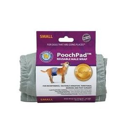 Poochpad PoochPants Male Wrap Small