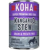 Koha Koha Canned Dog Food CASE Kangaroo Stew 12.7 oz