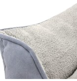 Tall Tails Tall Tails Dream Chaser Bolster Bed Charcoal Medium