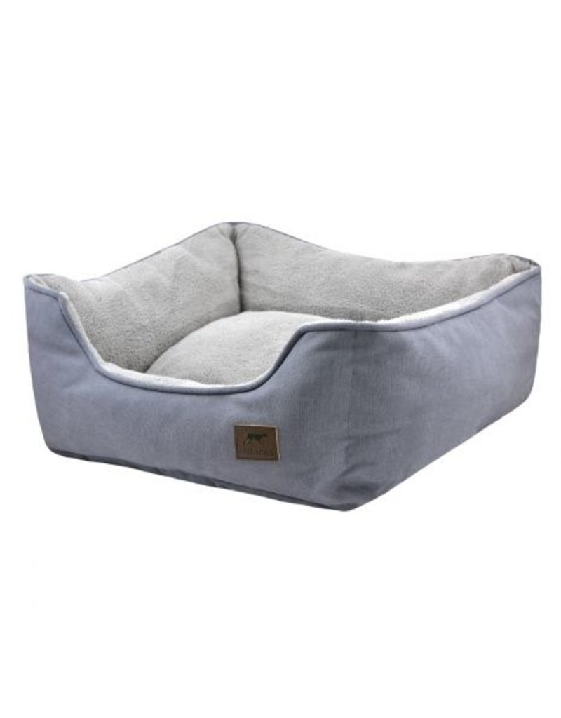Tall Tails Tall Tails Dream Chaser Bolster Bed Charcoal Large