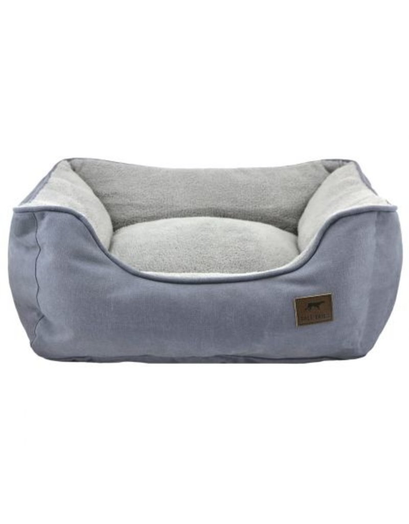 Tall Tails Tall Tails Dream Chaser Bolster Bed Charcoal Small
