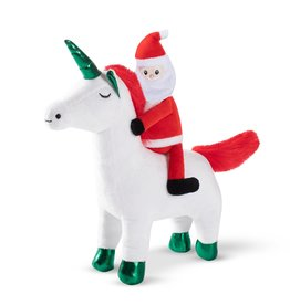 Pet Shop Pet Shop Santa Unicorn Plush Toy