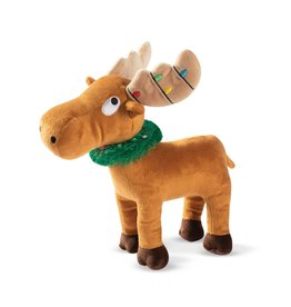 Pet Shop Pet Shop Merry ChrisMoose Plush Toy