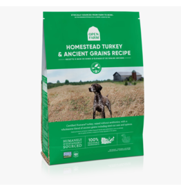 Open Farm Open Farm Ancient Grain Dog Kibble | Turkey 22 lbs