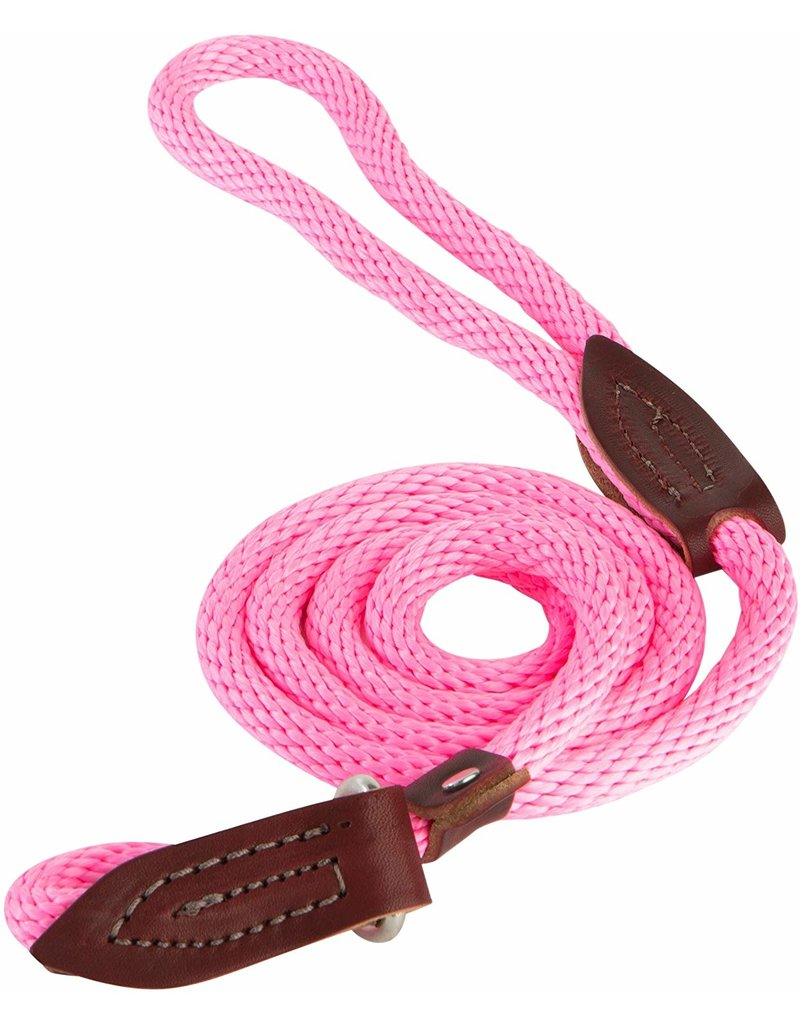 OmniPet OmniPet British Rope Slip Lead Hot Pink 6 ft