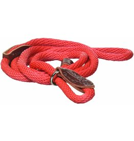 OmniPet OmniPet British Rope Slip Lead Red 6 ft