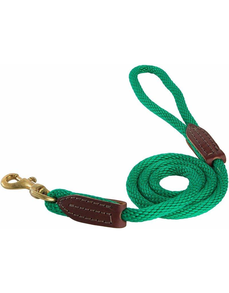 OmniPet OmniPet British Rope Slip Lead Green 6 ft