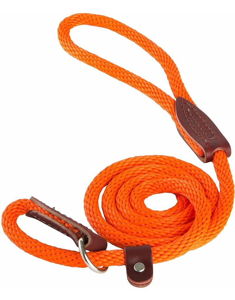 OmniPet OmniPet British Rope Slip Lead Orange 6 ft