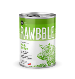 Bixbi Bixbi Rawbble Canned Dog Food Pork 12.5 oz single