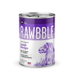 Bixbi Bixbi Rawbble Canned Dog Food Lamb 12.5 oz single