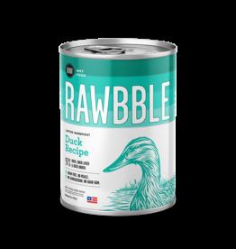 Bixbi DISC Bixbi Rawbble Canned Dog Food Duck 12.5 oz single