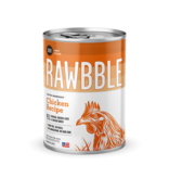 Bixbi Bixbi Rawbble Canned Dog Food Chicken 12.5 oz CASE