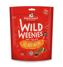 Stella & Chewy's Stella & Chewy's Wild Weenies Dog Treats Beef 3.25 oz
