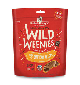 Stella & Chewy's Stella & Chewy's Wild Weenies Dog Treats Chicken 3.25 oz