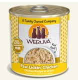 Weruva Weruva Classics Canned Cat Food Paw Lickin Chicken 10 oz CASE