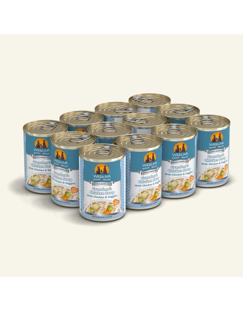 Weruva Weruva Original Canned Dog Food Grandma's Chicken 14 oz single