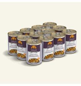 Weruva Weruva Original Canned Dog Food CASE Steak Frites 14 oz