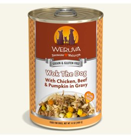 Weruva Weruva Original Canned Dog Food Wok the Dog 14 oz single
