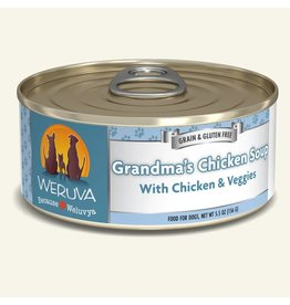 Weruva Weruva Original Canned Dog Food Grandma's Chicken 5.5 oz single