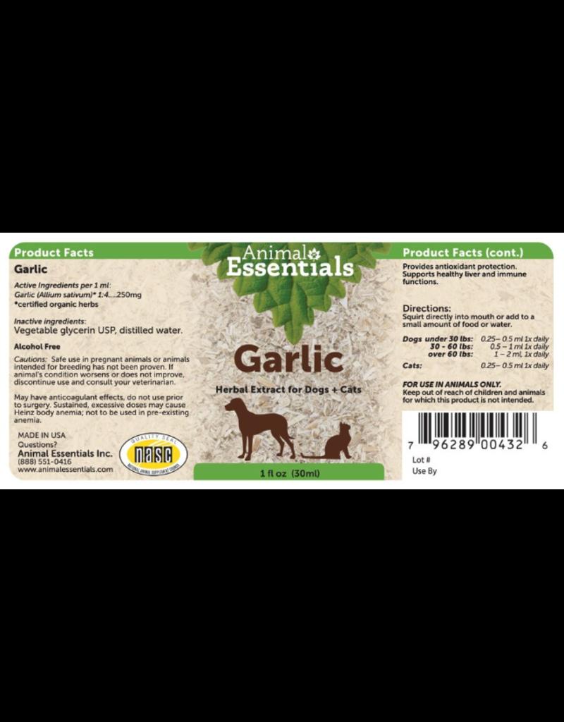 Animal Essentials Animal Essentials Supplements | Garlic 1 oz