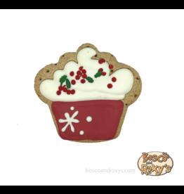 Bosco and Roxy's Bosco & Roxy's Holiday 2019 | Christmas Vanilla Cupcake single