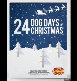 Bosco and Roxy's Bosco & Roxy's Holiday 2019 | Advent Calendar for Dogs 8.64 oz single