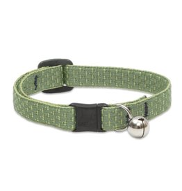 Lupine Eco Cat Collar Moss With Bell