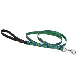 """Lupine Originals Leashes 1"""" Tail Feathers 6'"""