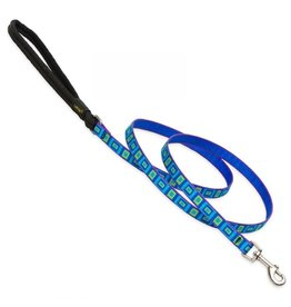 "Lupine Originals Leashes 1"" Sea Glass 4'"
