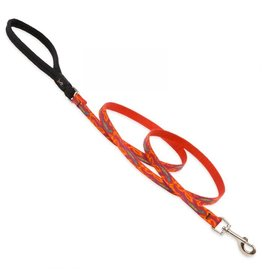 "Lupine Originals Leashes 1"" Go Go Gecko 4'"