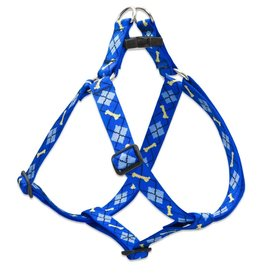 "Lupine Originals Step-In Harness 1"" Dapper Dog 19""-28"""