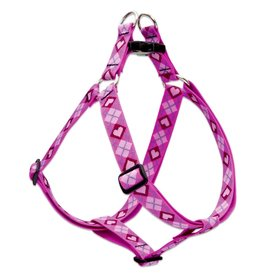 "Lupine Originals Step-In Harness 1/2"" Puppy Love 10""-13"""
