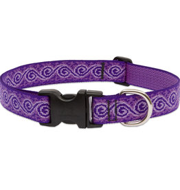 "Lupine Originals Collar 3/4"" Jelly Roll 15""-25"""