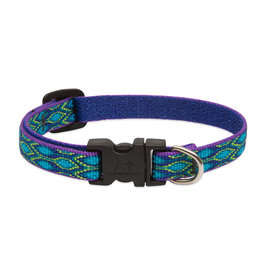 "Lupine Originals Collar 3/4"" Rain Song 15""-25"""