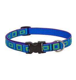 "Lupine Originals 3/4"" Dog Collar | Sea Glass 15""-25"""