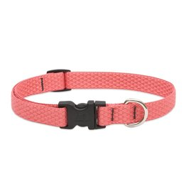 "Lupine Eco Collar 3/4"" Coral 13""-22"""