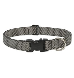 "Lupine Eco Collar 1/2"" Granite 10""-16"""