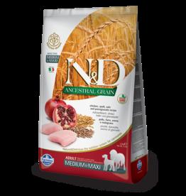Farmina Pet Foods Farmina Ancestral Grain Dog Kibble | Chicken & Pomegranate 5.5 lb