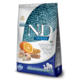 Farmina Pet Foods Farmina Ancestral Grain Adult Dog Kibble | Cod & Orange 5.5 lb