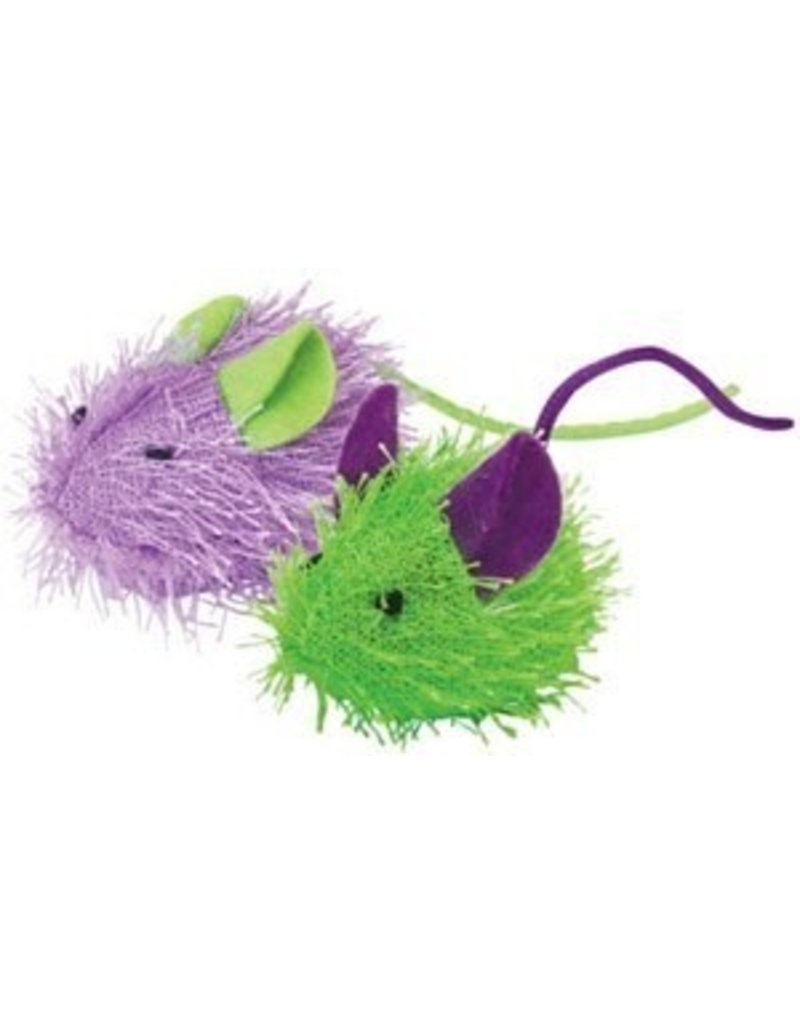 Cosmic Cosmic Cat Toys Mini Hairy Mouse single