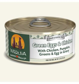 Weruva Weruva Original Canned Dog Food Green Eggs & Chicken 5.5 oz single