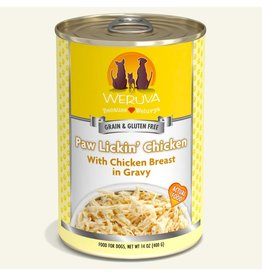 Weruva Weruva Original Canned Dog Food Paw Lickin Chicken 14 oz single