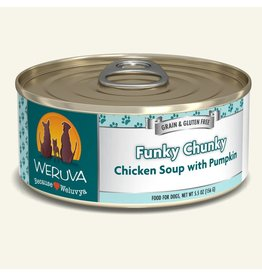 Weruva Weruva Original Canned Dog Food Funky Chunky 5.5 oz single